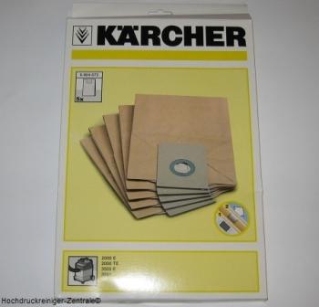 Kärcher Filtertüten K 2000 E