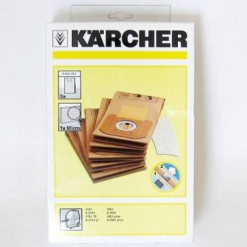 Kärcher Filtertüten K 2701/ K 2801