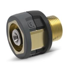 Kärcher Adapter 6 EASY!Lock 22 IG - M22 x 1,5 AG