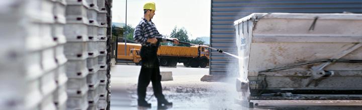 Kärcher Kaltwasser Hochdruckreiniger