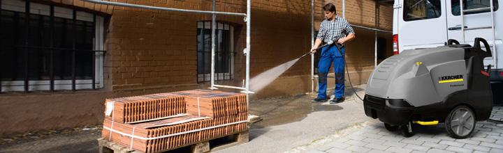 Kärcher Heisswasser-Hochdruckreiniger